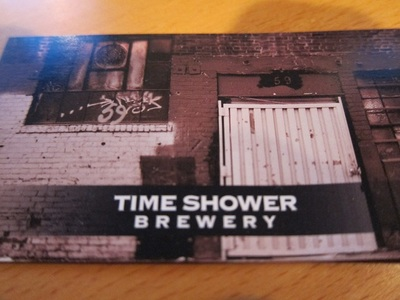 TIME SHOWER BREWERY