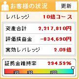 20110130週間収支