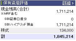 20110409週間収支