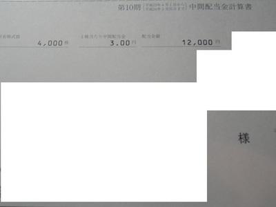 8411みずほ銀行配当