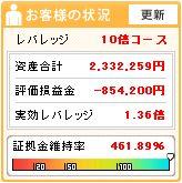 20091017FXトレード結果