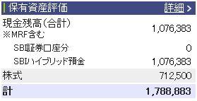 20110919週間収支