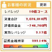 2011023週間収支