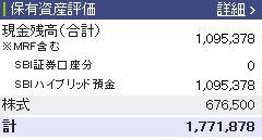 20120128週間収支